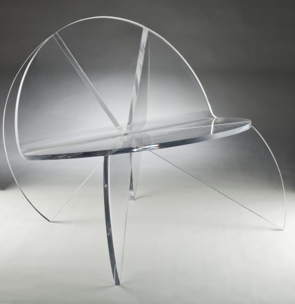 Great Futuristic Innovative Design Ideas Of Butterfly Chair Design In  Transparant Mica For Room Space Decorating Ideas