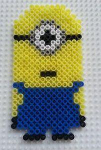 Minion Despicable Me hama beads pattern