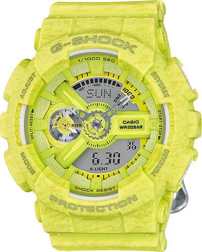 G-Shock G-SHOCK S Series GMAS110HT-9A