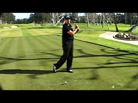 Rocco Mediate Driving Tips Weight and Elbows