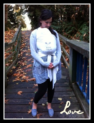 Everything Mom and Baby: Little D's: A #babywearing review & Enter to Win!