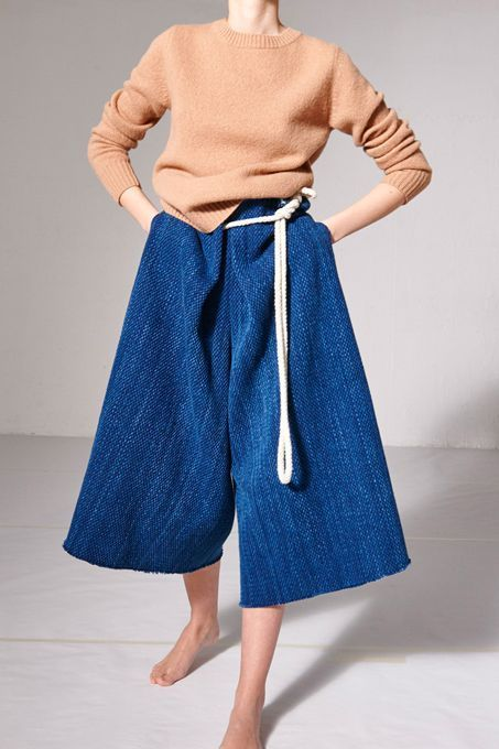 Culotte game strong.