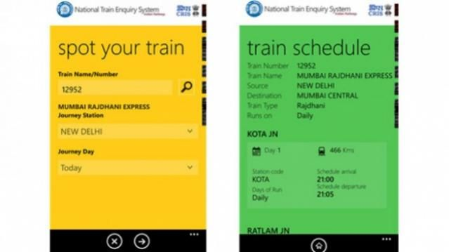 Now rail users can get information on expected arrival and departure timings of a particular train on their mobile phones besides tracking its its position on a real time basis.   Centre for Railway Information Systems (CRIS), the information and technology arm of railways, has launched a ...