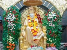 Sai baba temple near dwarka. more details about tourist places and #hotels #in #dwarka visit at http://www.dwarkahotels.in/dwarka-sightseeing
