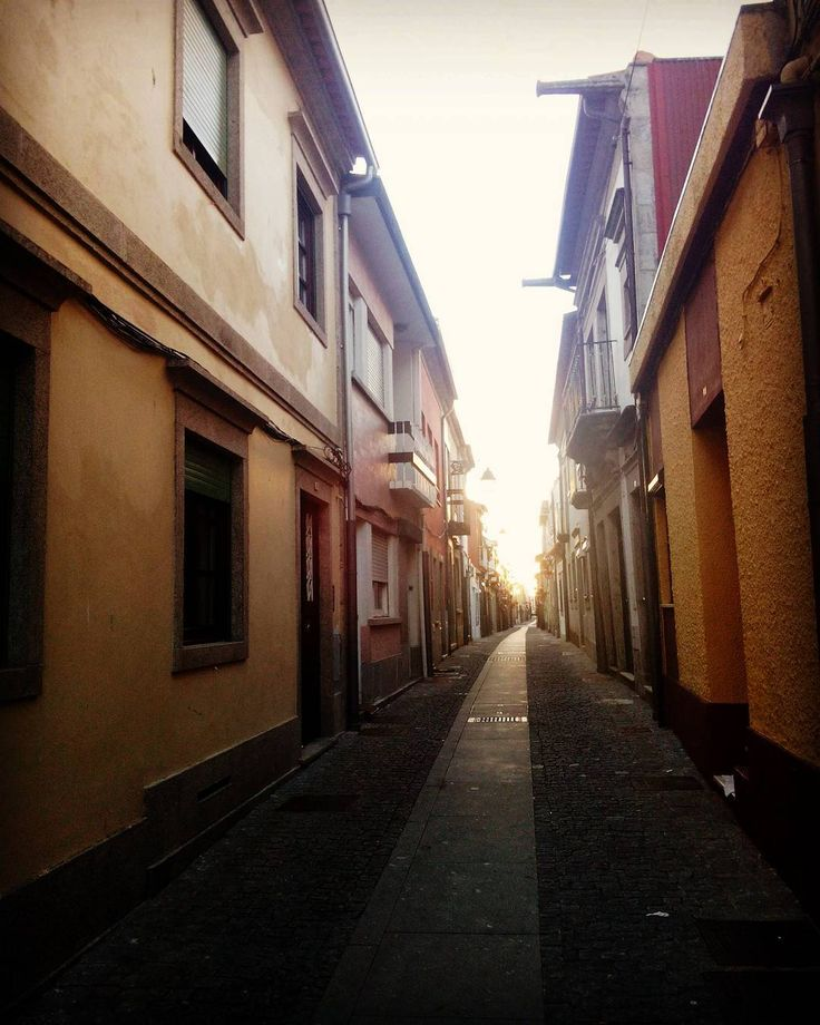 Ei viana.... #instagram #portugal #vianadocastelo #road #sunset