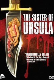 The Sister Of Ursula 1978 Movie Online. While searching for their estranged mother, two beautiful sisters, Dagmar and Ursula, arrive at a luxurious seaside hotel. At the same time, a mysterious killer starts murdering promiscuous women in the area.