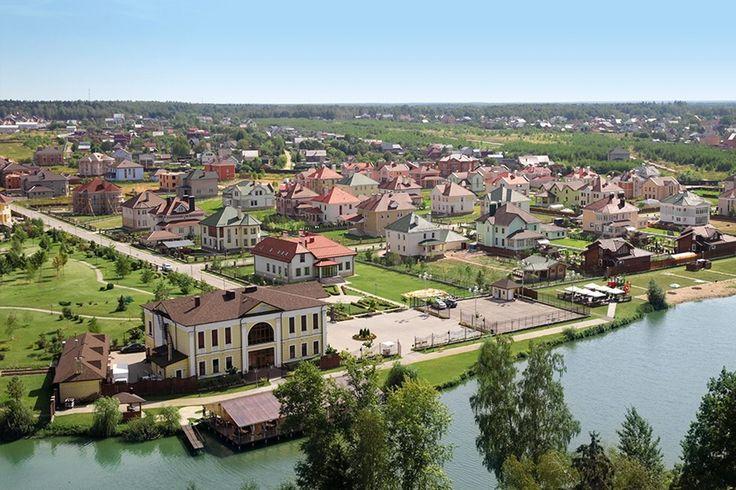 Коттеджный поселок Новое Глаголево  Цена участка от: 6 840 000 руб.