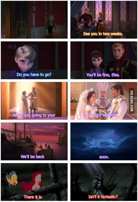 Disney Connections...