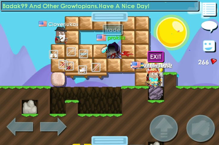 BEST GAME ! Growtopia
