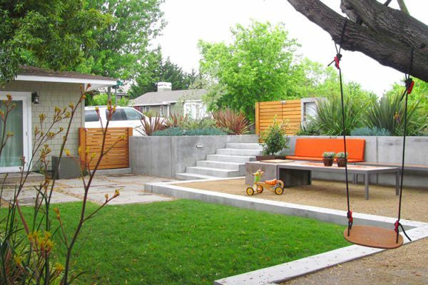Design the backyard to fit your family. Your lifestyle, including the outdoor activities you like to do as a family, should dictate much of your backyard's design for 2014. Consider devoting separate sections of the yard to different activities, such as relaxation, kid's play, grassy field, patio…whatever speaks to you and will provide optimal outdoor enjoyment. A Room-by-Room Guide On Incorporating The Latest Décor Trends