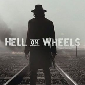 Hell on Wheels..........one of my favourite tv programmes.