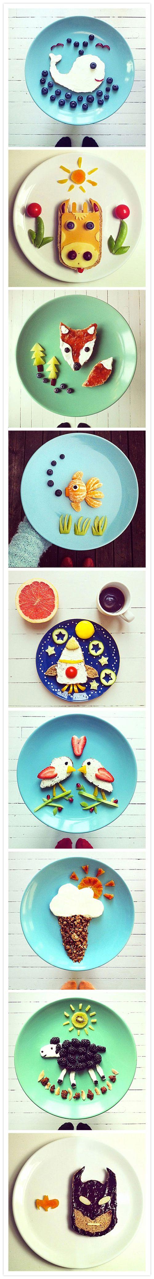 Kid's breakfast!!!