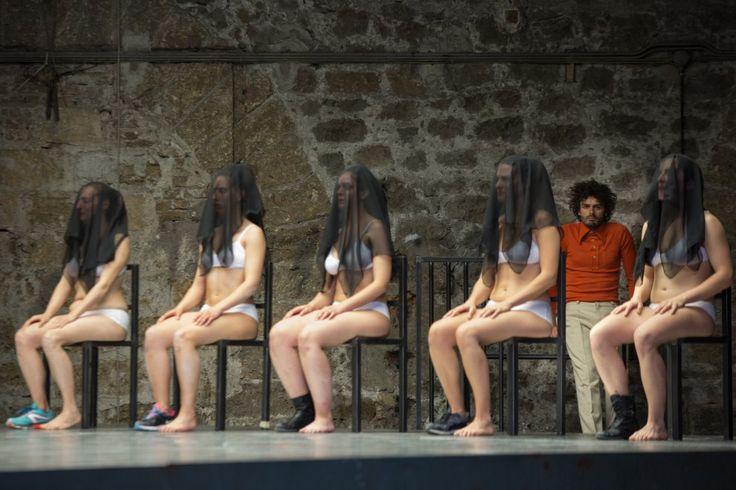 """""""Troilo vs Cressida"""" è il nuovo spettacolo di ricci/forte, la coppia più irriverente e dirompente della scena teatrale contemporanea,"""