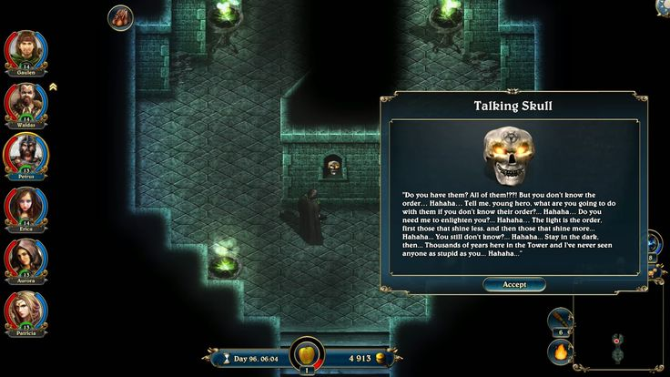 CRPG Revisiting old classics: Lords of Xulima - Review