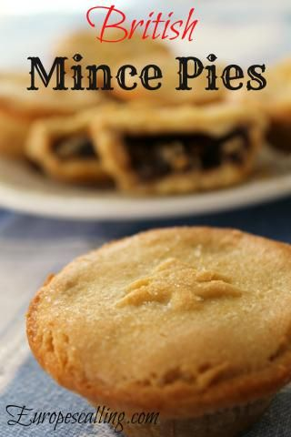 British mince pies all recipes for English mincemeat recipe