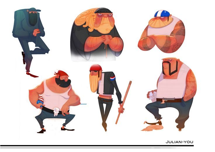 Art by Julian You* • Blog/Website | (https://www.behance.net/julianyou)   ★ || CHARACTER DESIGN REFERENCES™ (https://www.facebook.com/CharacterDesignReferences & https://www.pinterest.com/characterdesigh) • Love Character Design? Join the #CDChallenge (link→ https://www.facebook.com/groups/CharacterDesignChallenge) Share your unique vision of a theme, promote your art in a community of over 50.000 artists! || ★