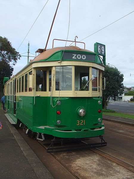 Ride an old tram at the Museum of transport and technology ( MOTAT ) #Auckland