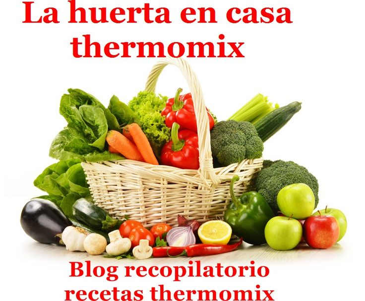 recetas de cocina thermomix thermomix recetas alimentos comida para beb s recetas thermomix. Black Bedroom Furniture Sets. Home Design Ideas