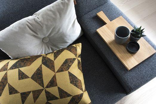 NEW // Cor   Bent Hansen #cushions #pillows #puder #pude