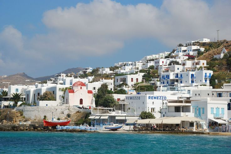 beach houses   Things to Do in Mykonos, Greece: Tourist Attractions & Travel Guide