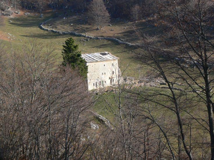 Malga La Casetta - Panoramica -