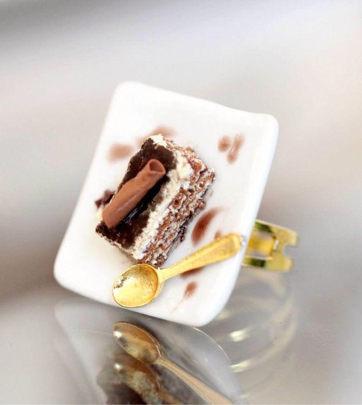 Ilianne | Jewelry Made of Love - Chocolate Tiramisu