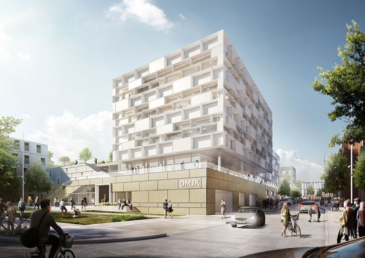 Danmarks Medie- og Journalisthøjskole (DMJX) i Aarhus