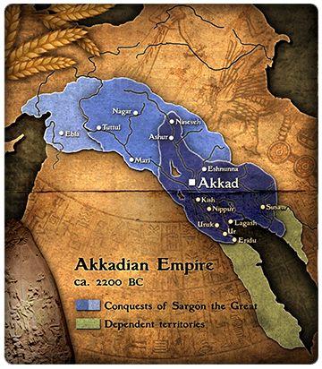 The Akkadian Empire https://es.wikipedia.org/wiki/Imperio_acadio