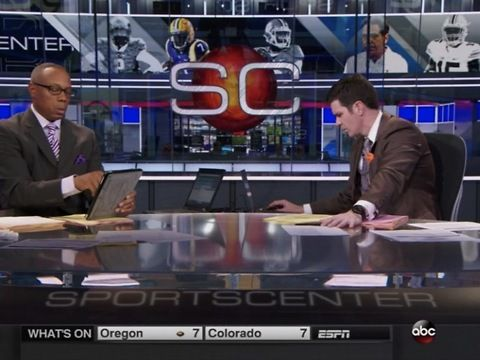 Another round of layoffs is hitting ESPN, CNBC has learned.<br><br>ESPN plans to layoff more than 100 staffers after the Thanksgiving holidays, with SportsCenter in particular expected to lose jobs a source close to the situation told CNBC. The news was first reported by Sports Illustrated.<br><br>ESPN declined to comment.