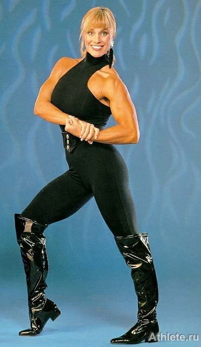 Former six time Ms. Olympia, Cory Everson ~ OMG LOVE ...