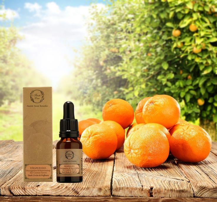 #Fresh #Eyes Φωτεινό βλέμμα με το #Hesperides #Serum και θα ξεχάσετε μαύρους κύκλους & πρήξιμο στα μάτια! Λιανική Τιμή 15ml: 22,50 € #FreshLine #EyeSerum #vitamins #caffeine #antioxidant #essentialoils #herbalextracts #rejuvenating