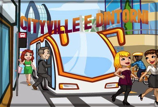 Fans di cityville-il blog: CityVille-Obiettivo Stazione degli Autobus