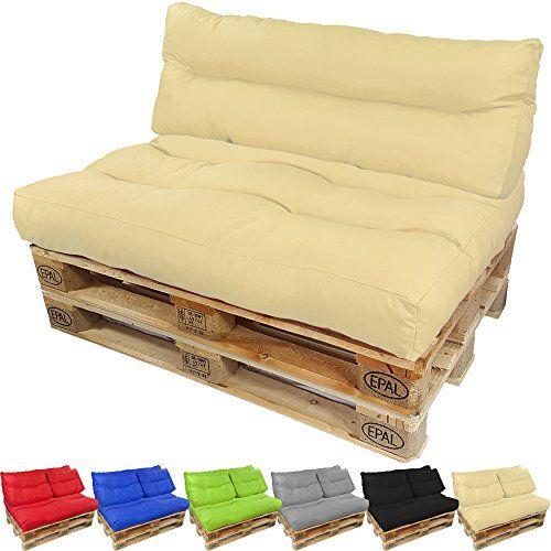 die besten 25 paletten polster ideen auf pinterest polster f r paletten palettenm bel. Black Bedroom Furniture Sets. Home Design Ideas