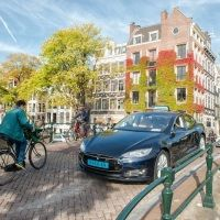 Book Taxi from #Amsterdam #Airport to City Center Online