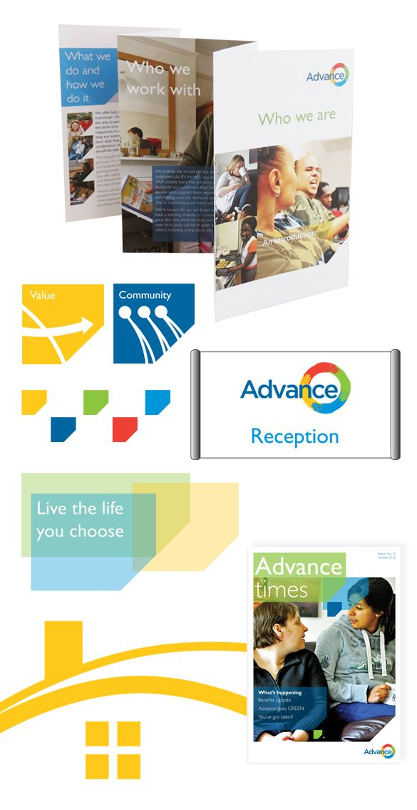 Advance Creative Brand 2013