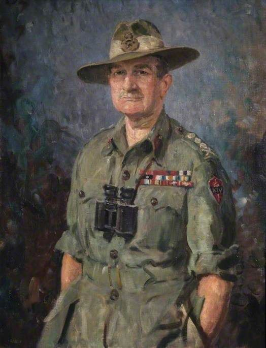 Field Marshal Slim