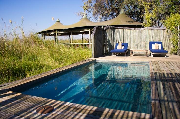 Little Vumbura Camp, Okavango Delta, Botswana