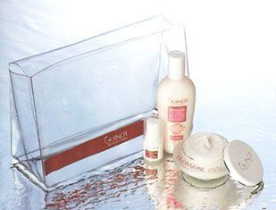 Guinot Hyrazone Beauty Bag by Guinot. $82.00. Travel Bag. Hydrazone Moisturizing Skincare. Hydrate skin from head-to-toe with this water-based intensive treatment kit including: Hydrazone All skin types - retail size intensive moisture treatment cream for dehydrated skin. Hydrazone Yeux - travel size (5 ml) continuous action hydrating serum-cream for eyes. Hydrazone Corps - travel size (100 ml) multi-action bodycare for velvety soft skin.