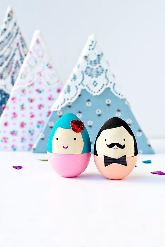 egg diy for Easter