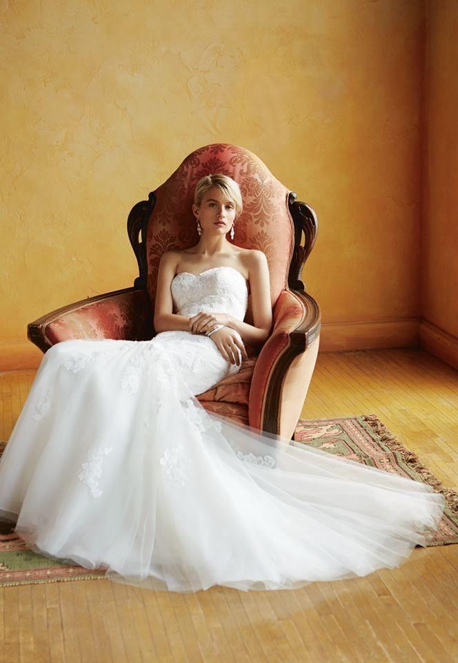 2016 Beautiful BT16-18 Gown - Enzoani 2016 Wedding Dresses | itakeyou.co.uk:
