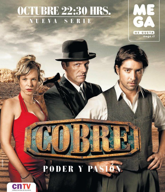Cobre 2012 Tv Series Movie Posters Movies