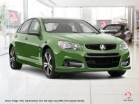 new Holden Commodore at Blackwells Holden , Christchurch