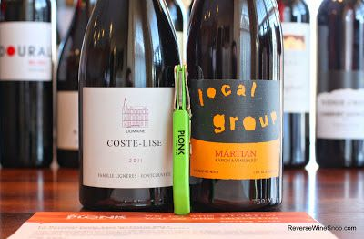 everything wine .. X  ღɱɧღ || The Reverse Wine Snob: Fine Finds - Plonk Wine Club Review. The 2011 La Baronne Coste-Lise Corbieres and the 2011 Martian Ranch Local Group Grenache Noir.  Reviews of the best wine under $20 and the best wine clubs for inexpensive wine.