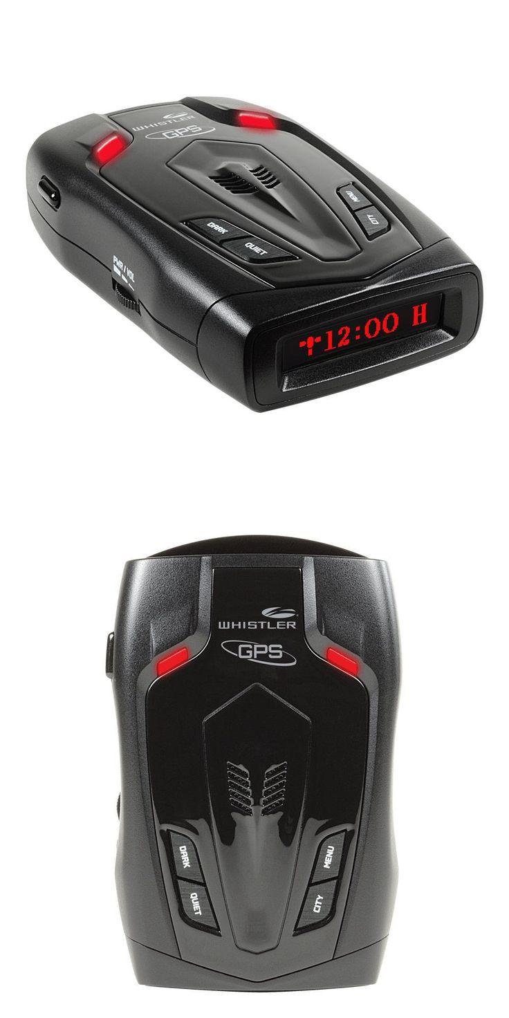 Radar and Laser Detectors: Whistler *For New Police Radar Bands* Laser Detector ~Gps Speed Red Light Camera -> BUY IT NOW ONLY: $99.95 on eBay!