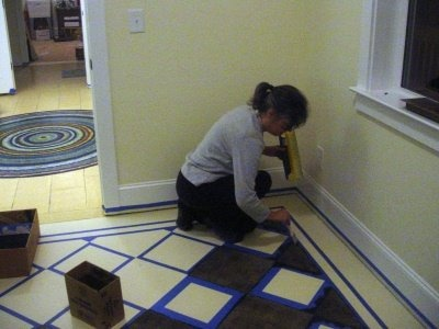 118 best painted subfloor ideas images on pinterest flooring 118 best painted subfloor ideas images on pinterest flooring painted floors and homes solutioingenieria Gallery