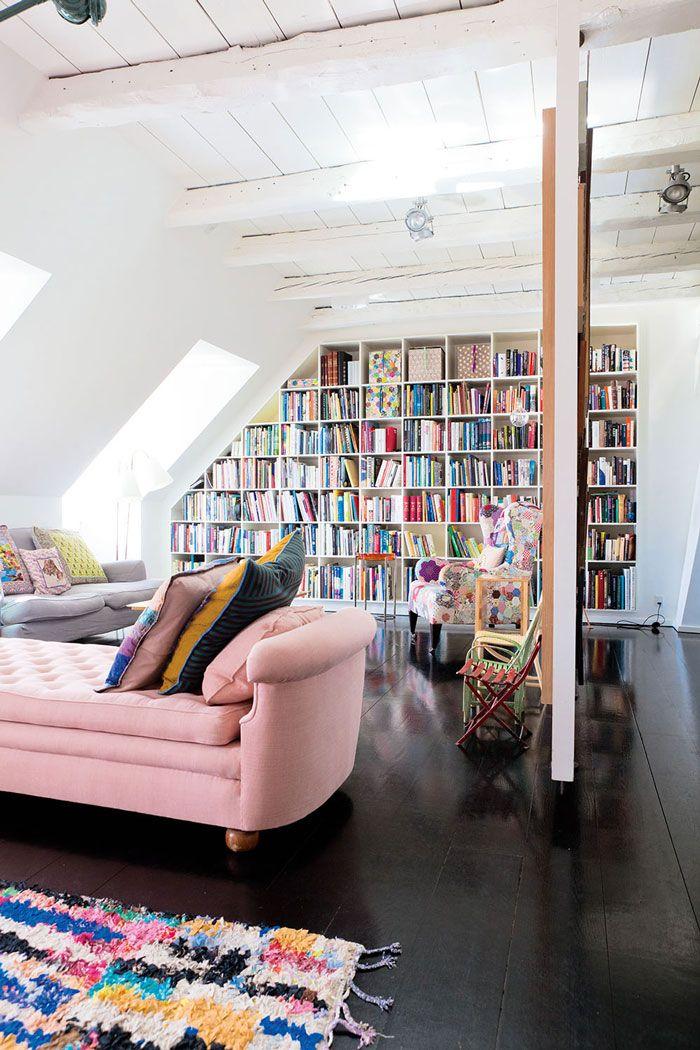 nice bookshelve! @Nordic Design Collective