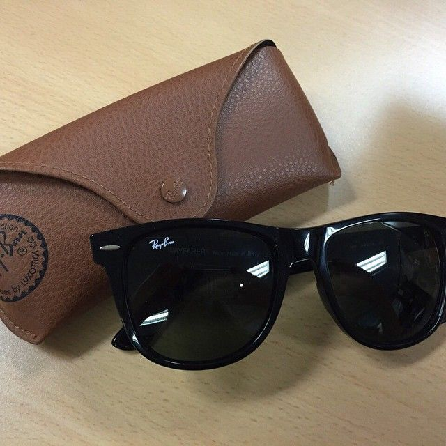 ray bands sun glasses  1000+ idee毛n over Ray Ban Wayfarer Sunglasses op Pinterest - Ray ...