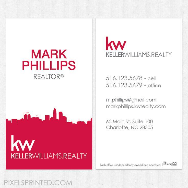 The 25+ best Keller williams business cards ideas on Pinterest ...
