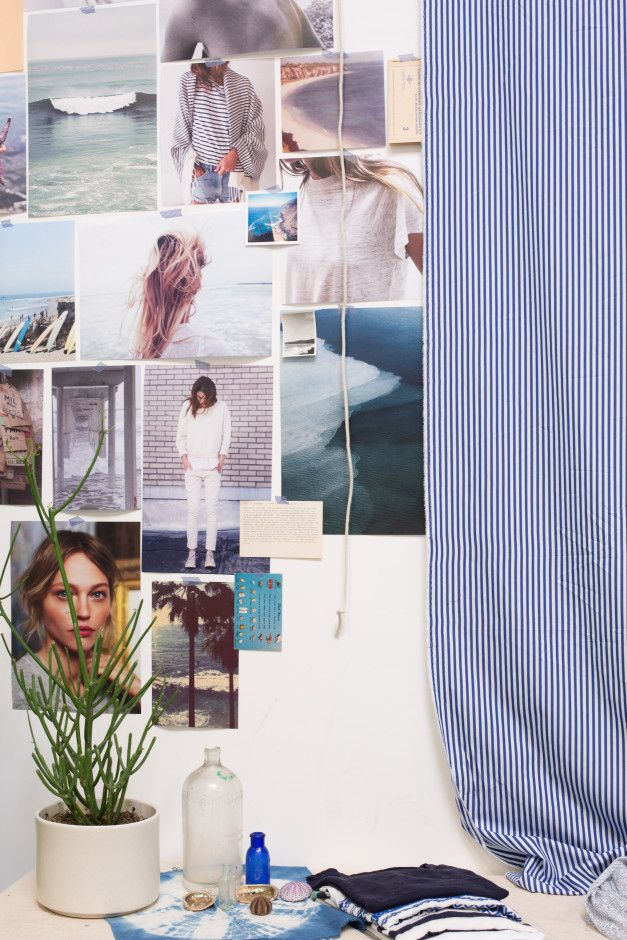 A sneak peek inside the Joie offices, now up on the blog! //Manbo