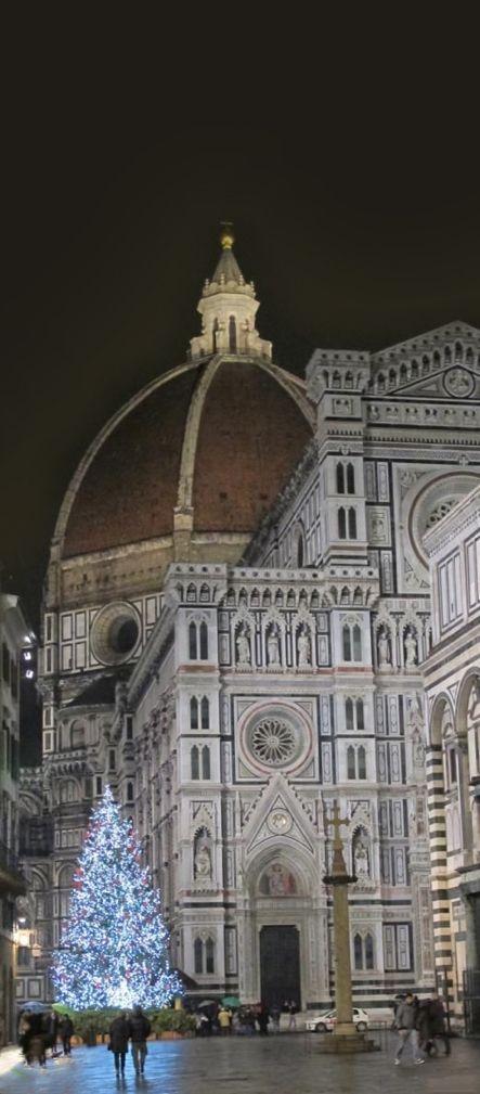 Christmas, Firenze, Italy
